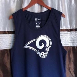 Men's Los Angeles Rams tank top